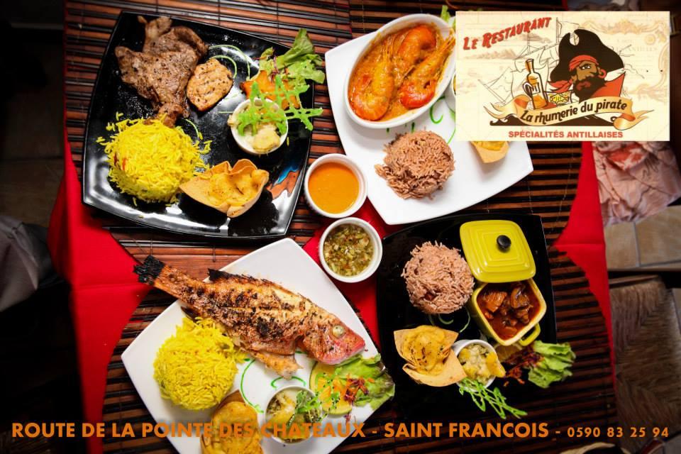 La guadeloupe lue 2nde destination de la cara be o l on mange le mieux food les le blog - Cuisine de la guadeloupe ...