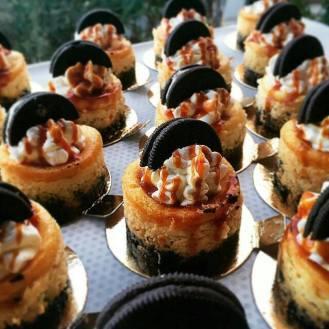 Cheese Cake Oréo