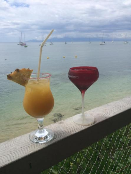 Cocktails maison - La Baleine rouge
